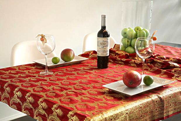 Tisch Decken Pic : Begum tischdecken decken und stoffe
